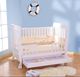 Wholesale baby cribs/baby cot bed/baby sleigh bed cribs
