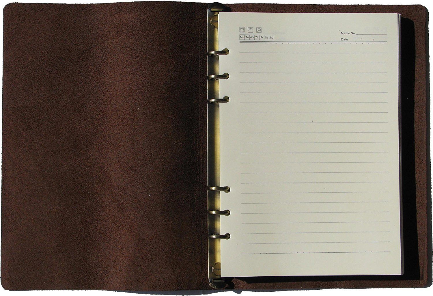 cheap 3 inch leather binder find 3 inch leather binder deals on