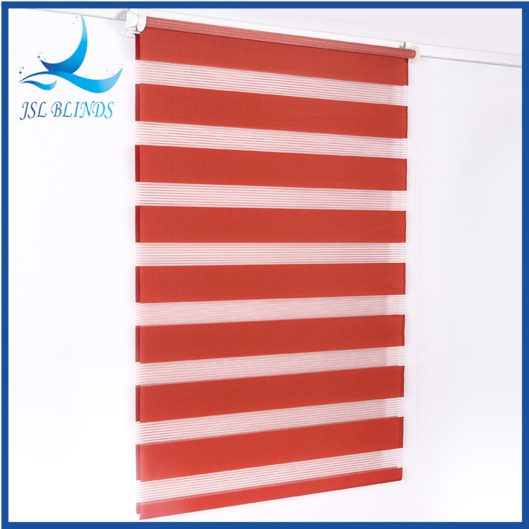 Easy operation electric roller screen solar curtain