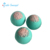 Custom colorful DIY bubble bath bomb set