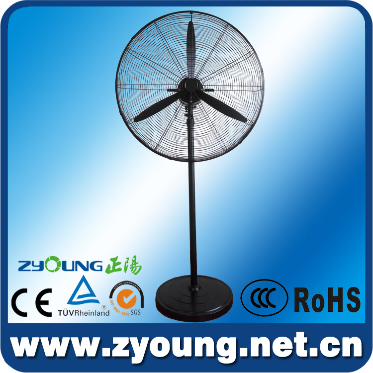 Long life 20inch 26inch 30inch cheap industrial fan with copper motor