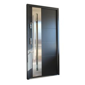 China stainless steel single door design metal door Sales in America