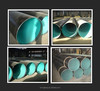 2019 New Products 14 Inch Ew Api 5l Grade X-42 3layer Pe Coated Steel Line Pipe
