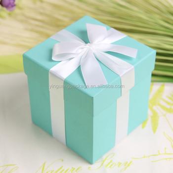 Tiffany hediye kutusu