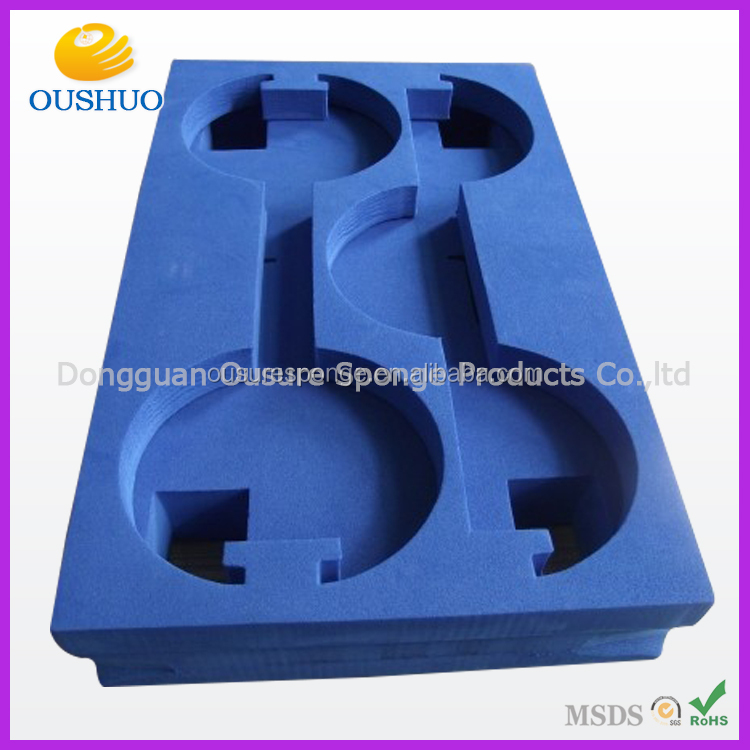 Customized hard EVA packing foam,High Quality protective EVA packing foam