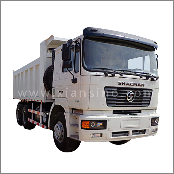 10 Wheels Shackman Dump Trucks For Mine Export Africa