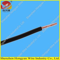 Building and Housing H07V-U single core copper conductor pvc insulated electrical wire