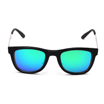 Wholesale Designer Replica Custom Fashion Sunglasses, OEM promotional Blue UV400 Sunglasses