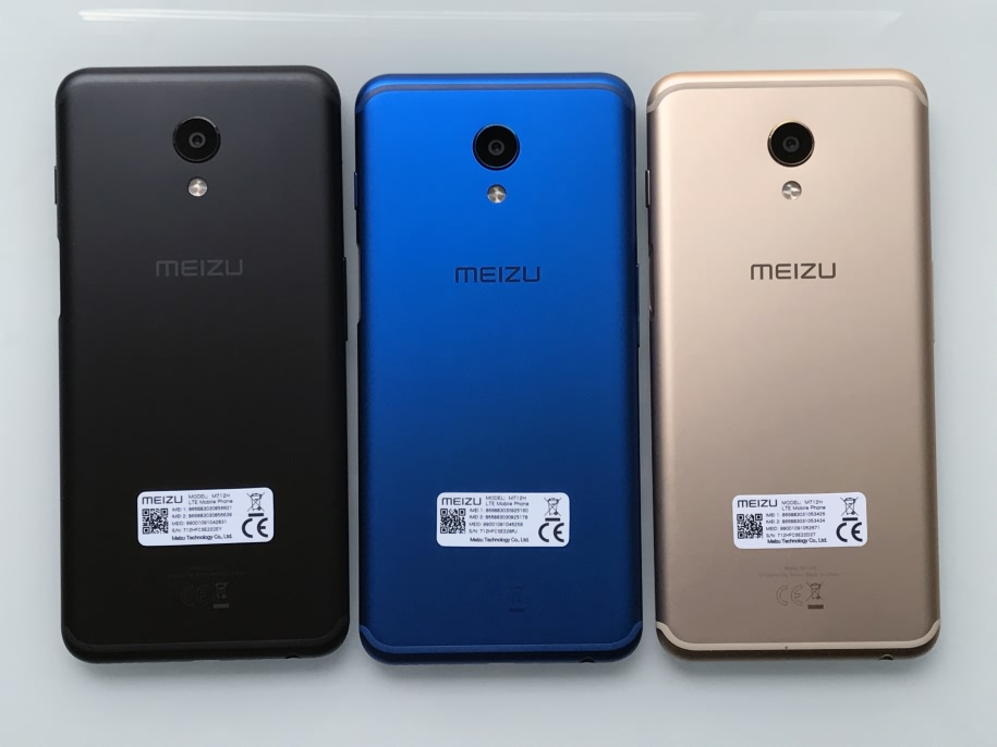 "Original Meizu M6s mblu S6 4G LTE teléfono 3 GB 32 GB Exynos 7872 Hexa Core 5,7 ""HD pantalla 16.0MP Fingerprint Smart Phone"