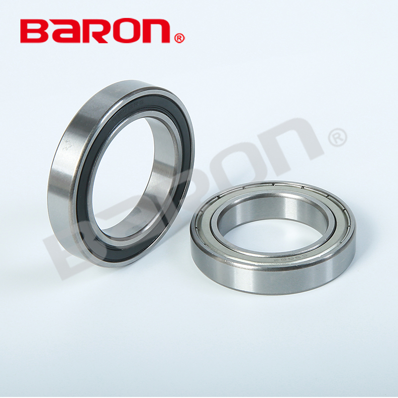 All Balls Bearing 6909-2rs Double Lip Seal 6909-2rs