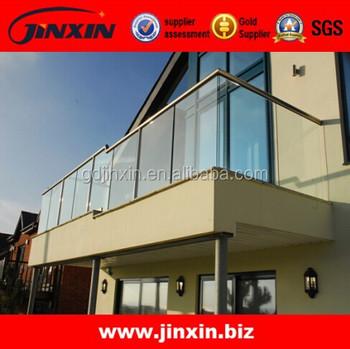 Jinxin Stainless Steel Shoe Base Glass Rails_u Shaped Channel ...