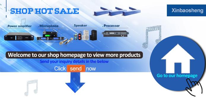 """Aoyue 4 canali SMPS Line array Classe TD 1000 watt amplificatore di potenza Per 15 """"speaker"""
