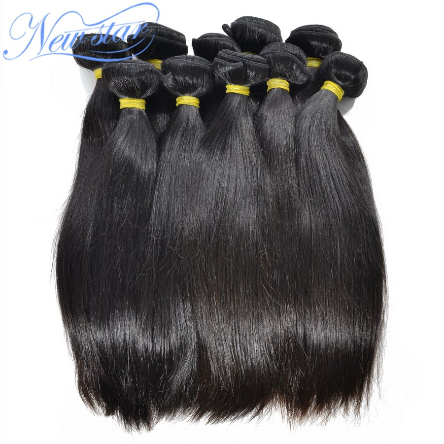 2016 Hot Selling Wholesale Products New Star 1Kg Soft Straight Hair Queen Luxury Peruvian Hair