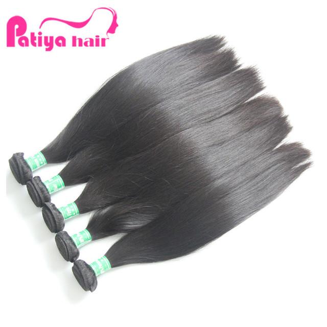 Patiya New Cheap Peruvian Hair Bundles,Free Sample & Cuticle Aligned Virgin Peruvian Hair Weave Bundles