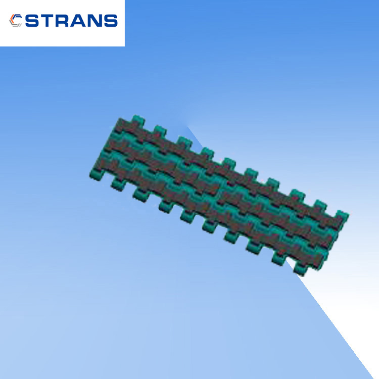 1505 Standard modular conveyor belt with rubber