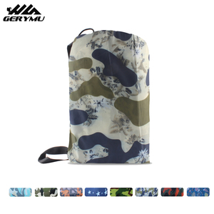 2018 Trending Products Camouflage New Design Sleeping Bag Outdoor Inflatable Lounge Air Sofa Camping Lay Bag