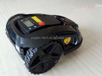 Gartenbedarf  Exgain Gartenbedarf Roboter Rasenmaher E1800 - Buy Roboter ...