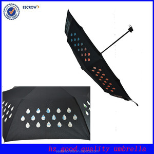 Colour Changing Umbrella cost for sale