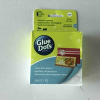 Low Tack Removable Glue Dots Removable Adhesive Tape