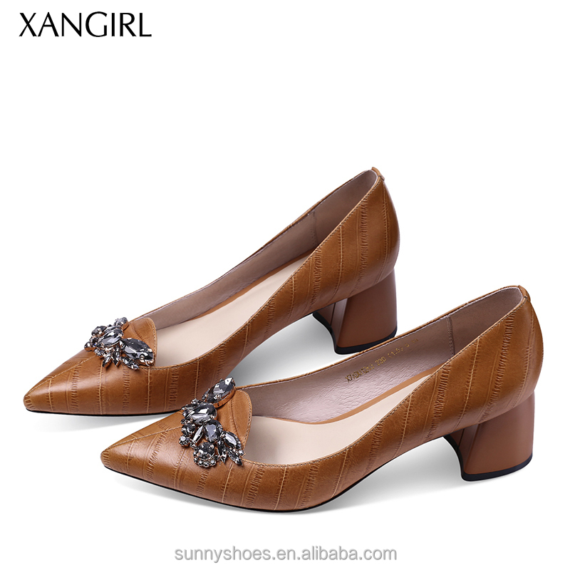 toe pointed 2017 heel sexy high new arrival shoes women FpFzSB