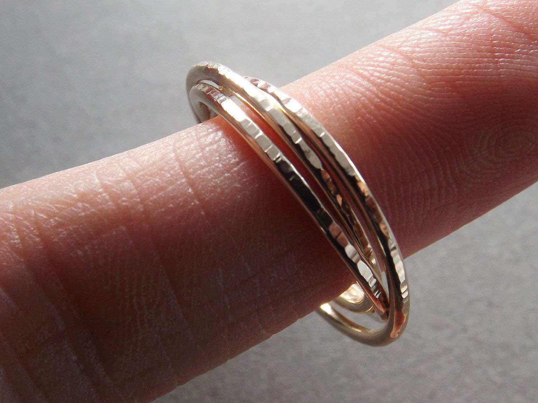 81c816b1dc725 Buy Gold Interlocking Thumb Rings,Thumb Rings,Gold Thumb Ring ...