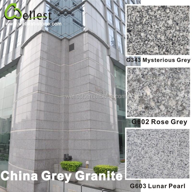 exterior granite cladding. china g603 natural polished granite exterior wall cladding stone t