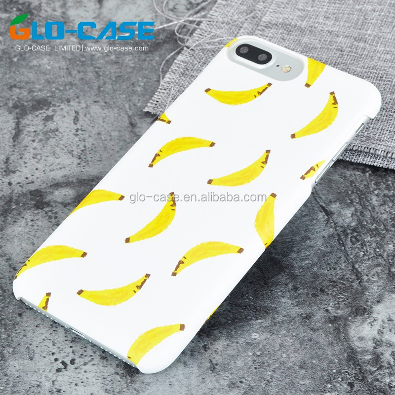 Custom Print Hard Plastic Phone Case for iPhone 7