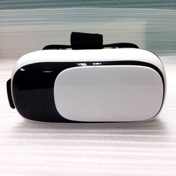 Virtual Reality 3D Glasses headset for cellphone, google 2.0 4-6.5inches suitable VR vox