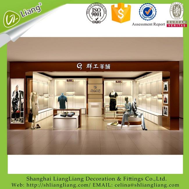 Retail Garment Shop Interior Design, Retail Garment Shop Interior ...