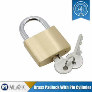 MOK lock Z40 key alike small size 20mm25mm30mm35mm40mm50mm solid brass best padlock brand