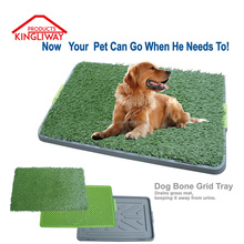 Pet Park Indoor Potty Patch Dog Grass Mat toilet for dog