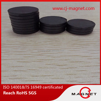 used in bag disc ferrite magnet with good price