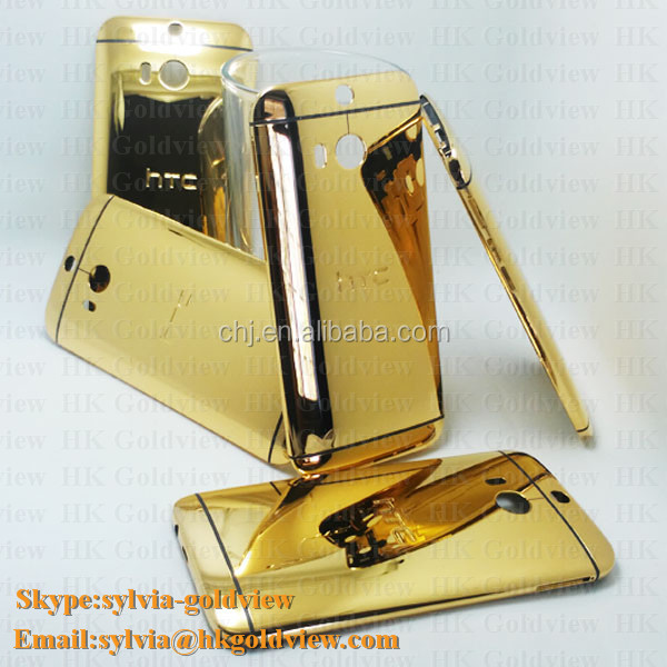 htc one m8 gold case. Hot Selling For HTC One M8 Back Cover Housing,for Gold Housing Htc Case E