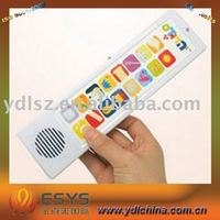 Acoustic Book For Kids,Easy Button To Activate The Sounds