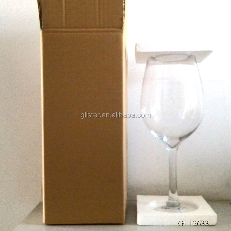 Cm tall giant martini wine glass centerpiece vase buy