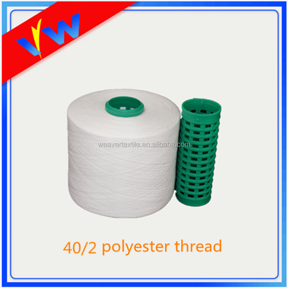 polyester thread 40s for sewing