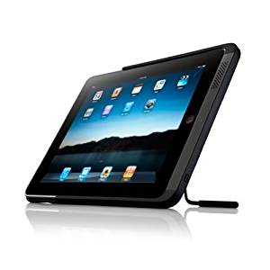 Kensington Apple iPad Accessory PowerBack Battery Case for Apple iPad 3G tablet / Wifi 16GB, 32GB, 64GB, with Kickstand and Dock, for iPad 1 Only (Black)