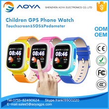 Anti-lost Children Smart GPS Positioning Location Wrist Watch For kids Android IOS