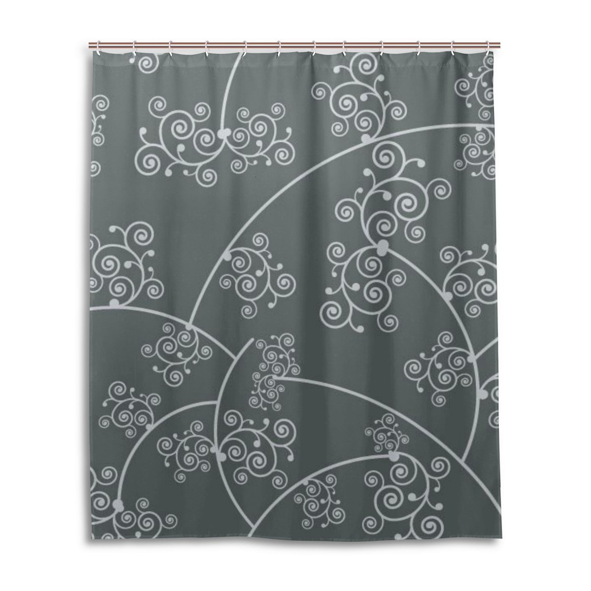 Cheap Black And Blue Shower Curtain, find Black And Blue Shower ...