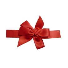 Commercio all'ingrosso Decorativi Fatti A Mano Pull Ribbon Bows In Nastro