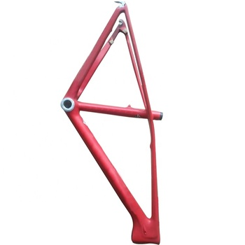 Hot sale high quality carbon full Cyclocross bike titanium mountain bike frame 26''*16'' 26''*18''