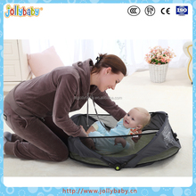 Portable Slim Lightweight and Comfortable Infant Fabric Travel Baby Bassinet