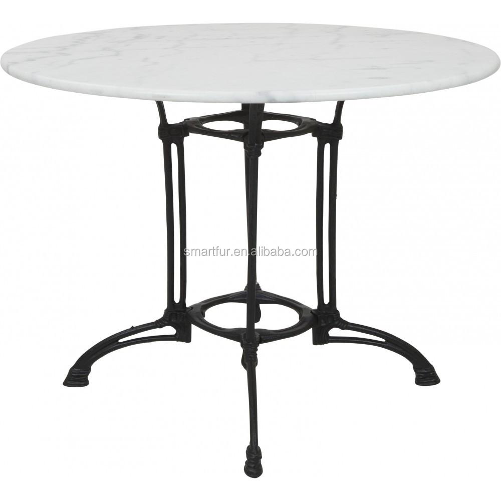 Aluminium material restaurant metal table base buy metal - Table base metal ...
