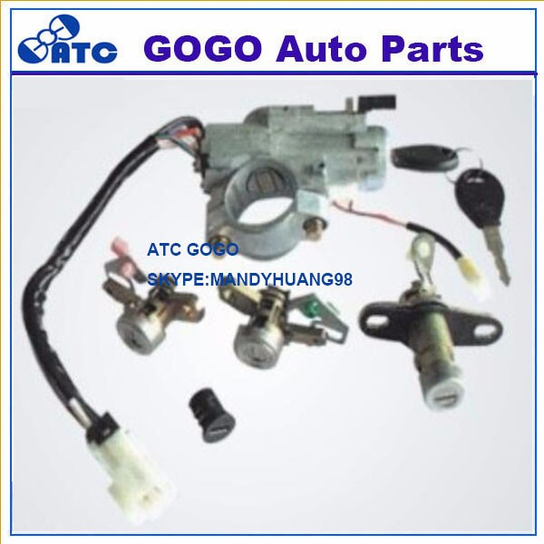 auto parts Ignition Lock with Key Set Ignition Switch A32 CEFIRO 96/97