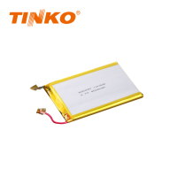 tinko 3.7V 900mah mobile phone lithium polymer battery