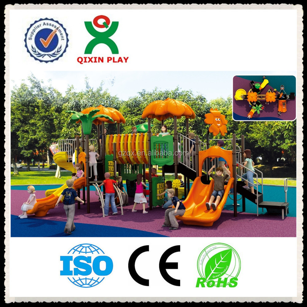 Colorful Outdoor Big Kids Playground Equipment,Used Kids Outdoor ...
