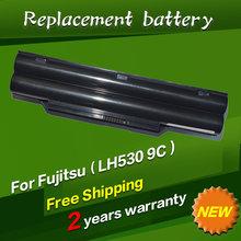 laptop battery BP250 FPCBP250 FPCBP250AP For Fujitsu LifeBook A530 A531 AH530 AH531 LH52/C LH520 LH530 PH521 CP477891 FMVNBP186