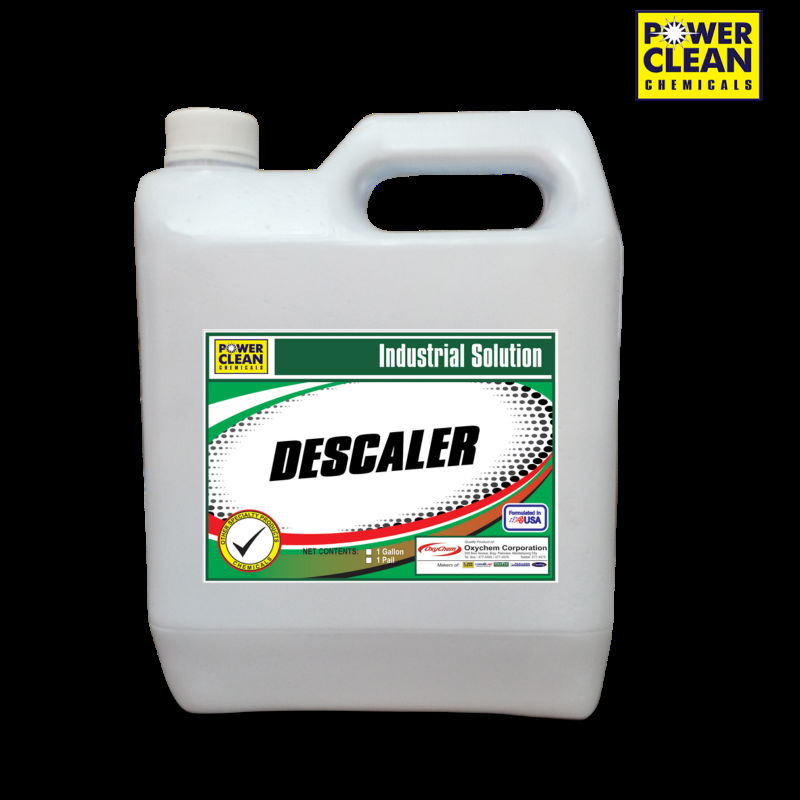 DESCALER Industrial Chemicals Products