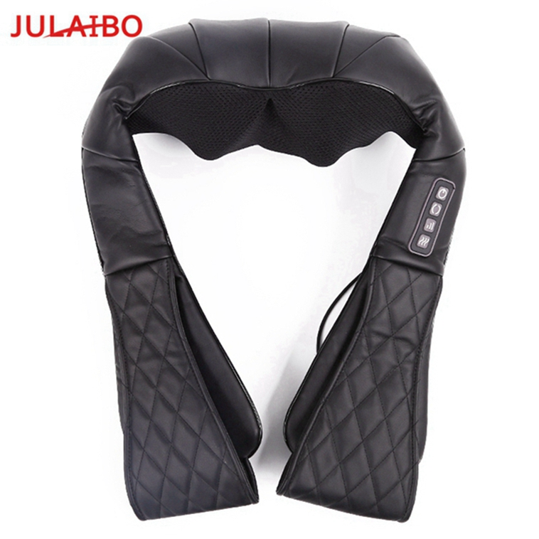 Factory Supply long life nelectric neck and shiatsu massager with heat from manufacturer