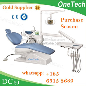 Sustainable dental chair sale/ Best children dental chair equipment / cheap price types of dental chair supplier DC19